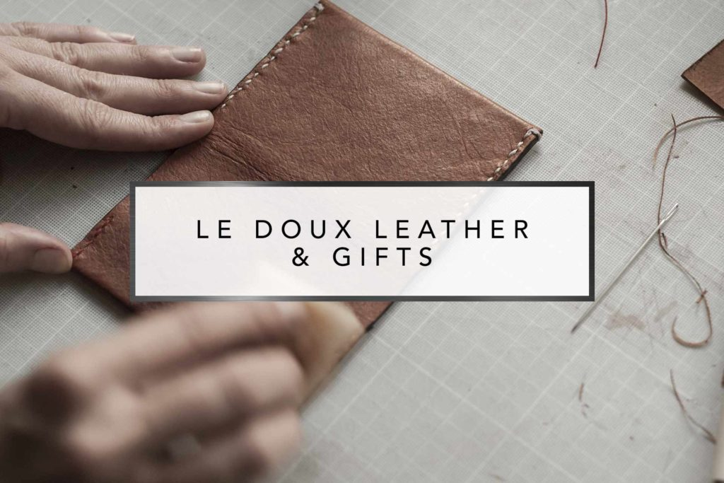 Le Doux Leather & Gifts